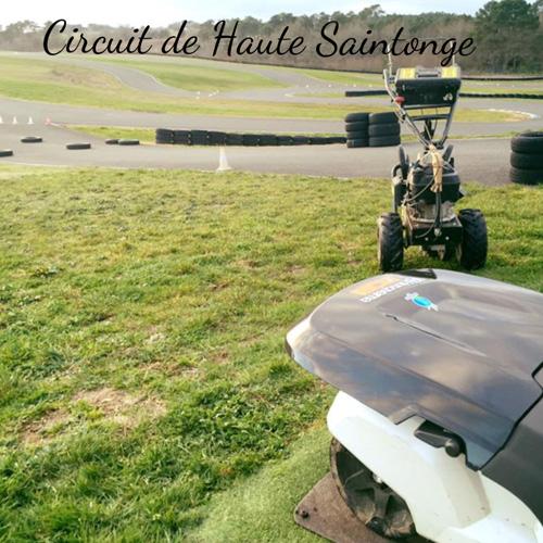 Réalisation Circuit de Haute-Saintonge